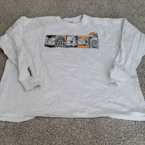 Nike Long Sleeve Air Force One preowned t shirt